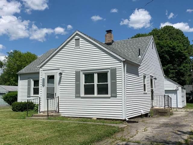 2004 N Hollywood Avenue, Muncie, IN 47304 (MLS #202131023) :: The ORR Home Selling Team