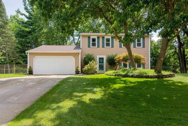 21336 Wake Robin Court, South Bend, IN 46628 (MLS #202131040) :: The ORR Home Selling Team