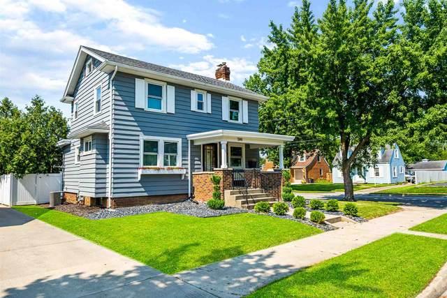 1341 Putnam Street, Fort Wayne, IN 46808 (MLS #202131052) :: Aimee Ness Realty Group