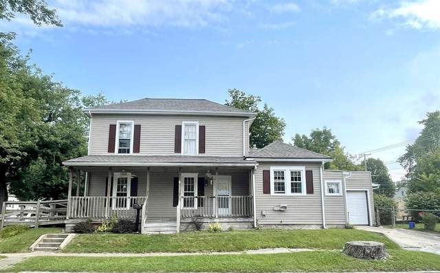 204 N E Street, Marion, IN 46952 (MLS #202131058) :: The Carole King Team