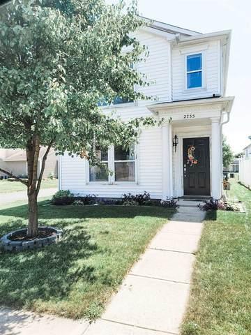 2755 Speedwell Lane, Lafayette, IN 47909 (MLS #202131065) :: Aimee Ness Realty Group