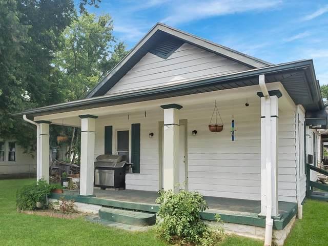 1639 S Bedford Avenue, Evansville, IN 47713 (MLS #202131068) :: The ORR Home Selling Team