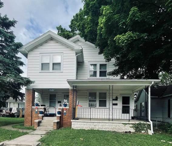 1437 S Webster Street, Kokomo, IN 46902 (MLS #202131073) :: The Carole King Team