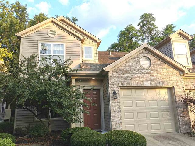 710 E Bayberry Court, Bloomington, IN 47401 (MLS #202131076) :: The ORR Home Selling Team