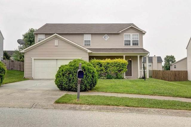 3525 S Glasgow Circle, Bloomington, IN 47403 (MLS #202131084) :: The ORR Home Selling Team