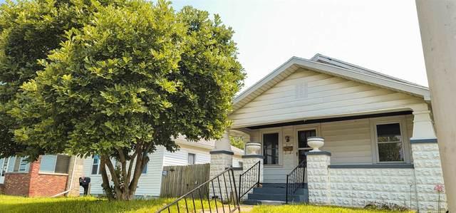 417 Richardt Avenue, Evansville, IN 47711 (MLS #202131090) :: The ORR Home Selling Team