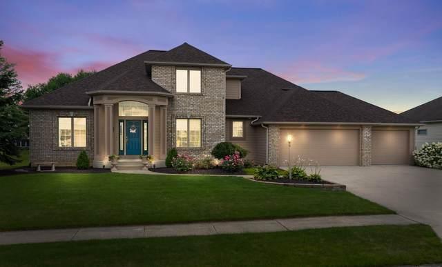 12917 Columa Bay, Fort Wayne, IN 46845 (MLS #202131097) :: The ORR Home Selling Team