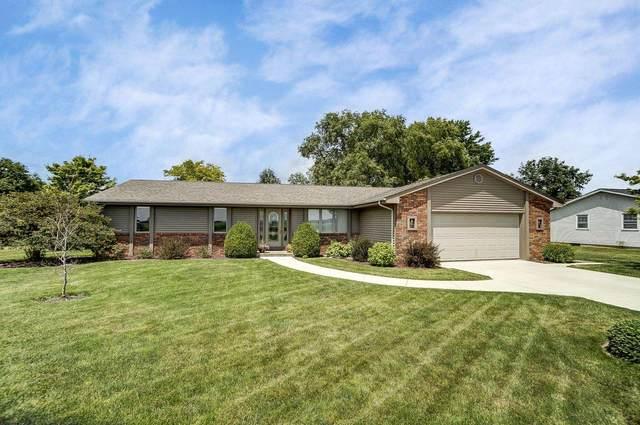 2034 Pleasant Ridge Road, Fort Wayne, IN 46819 (MLS #202131102) :: The ORR Home Selling Team