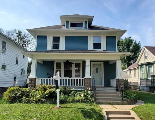 335 Kinnaird Avenue, Fort Wayne, IN 46807 (MLS #202131103) :: The ORR Home Selling Team