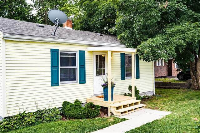14319 W Daleville Road, Daleville, IN 47334 (MLS #202131120) :: The ORR Home Selling Team