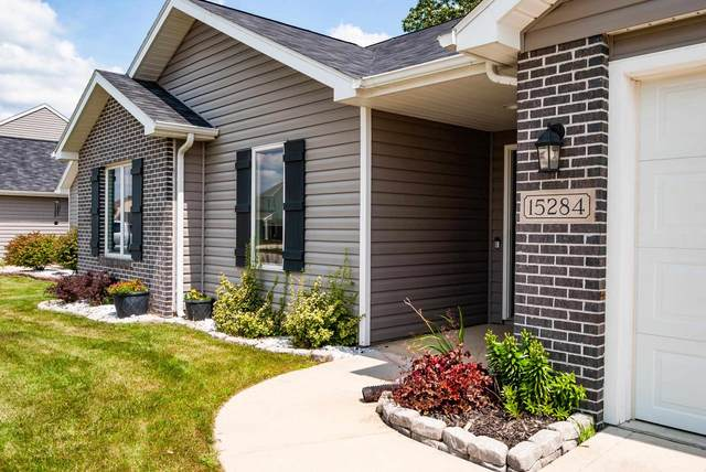 15284 Delphinium Place, Huntertown, IN 46748 (MLS #202131129) :: The ORR Home Selling Team