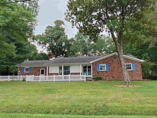 9300 Farmington Drive, Evansville, IN 47712 (MLS #202131133) :: The ORR Home Selling Team