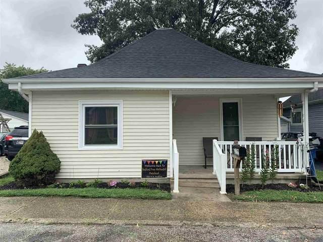 1611 6th Street, Bedford, IN 47421 (MLS #202131135) :: The ORR Home Selling Team