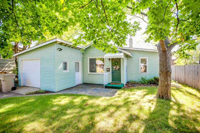 118 N Ellsworth Place, South Bend, IN 46617 (MLS #202131141) :: The ORR Home Selling Team