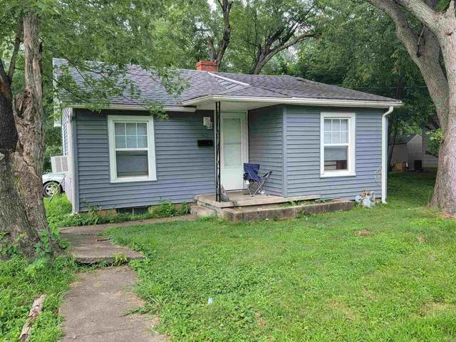 2200 Ravenswood Drive, Evansville, IN 47714 (MLS #202131149) :: The ORR Home Selling Team
