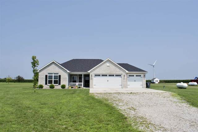 8303 State Road 18, Brookston, IN 47923 (MLS #202131150) :: The ORR Home Selling Team