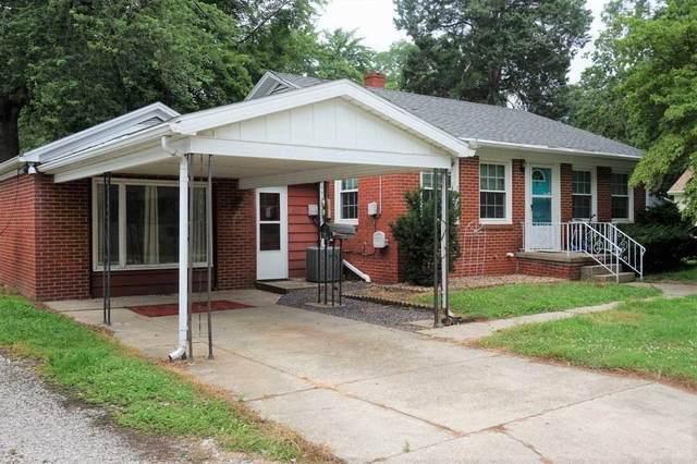 203 N Church Street, Fort Branch, IN 47648 (MLS #202131154) :: Anthony REALTORS