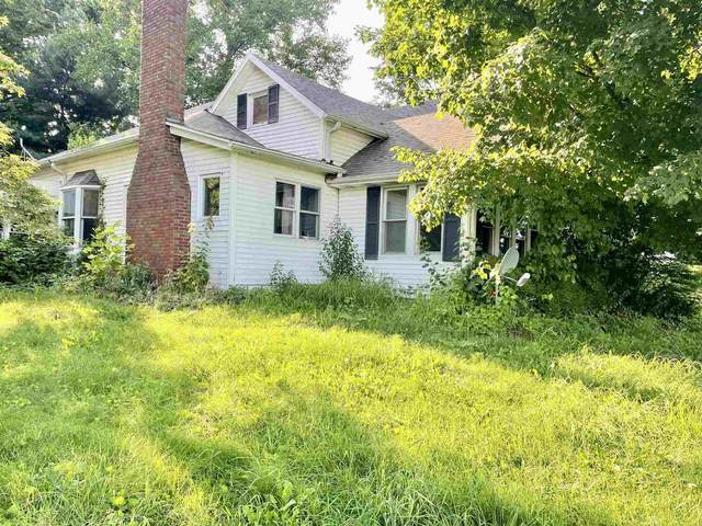 17589 Linden Road, Argos, IN 46501 (MLS #202131155) :: The ORR Home Selling Team