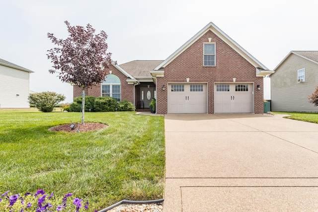 13631 Prairie Drive, Evansville, IN 47725 (MLS #202131157) :: The ORR Home Selling Team