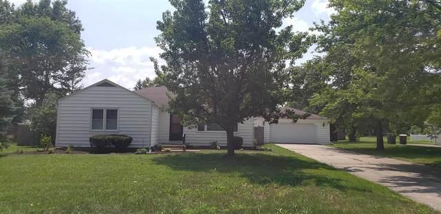 4616 Karen Drive, Fort Wayne, IN 46815 (MLS #202131178) :: TEAM Tamara