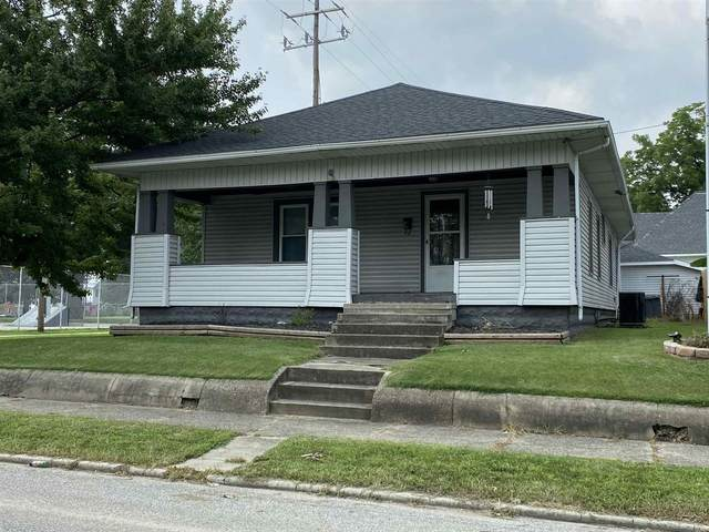 123 S 10th Street, Vincennes, IN 47591 (MLS #202131187) :: Anthony REALTORS