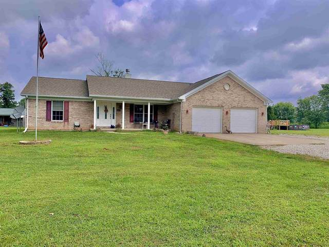 5901 E Us Hwy 50, Bedford, IN 47421 (MLS #202131193) :: Aimee Ness Realty Group
