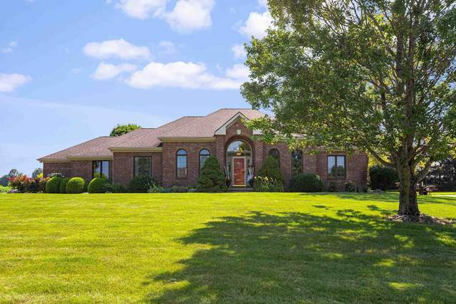 1013 Windy Hill Road, Russiaville, IN 46979 (MLS #202131224) :: The Carole King Team