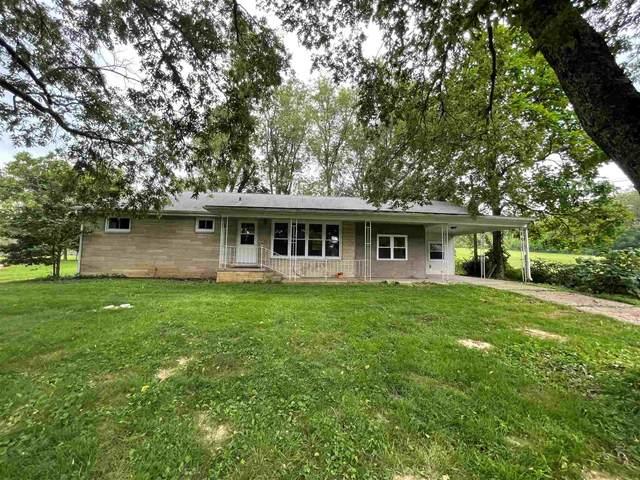 4710 S Walnut Street Pike, Bloomington, IN 47401 (MLS #202131276) :: Aimee Ness Realty Group