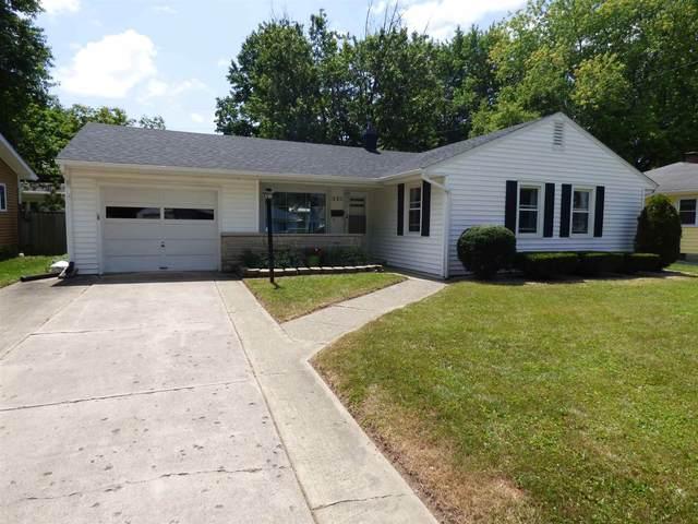 351 Brightwood Drive, Frankfort, IN 46041 (MLS #202131307) :: The Romanski Group - Keller Williams Realty