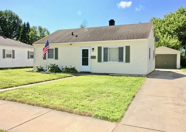 2703 Vinton Street, Lafayette, IN 47904 (MLS #202131309) :: The Harris Jarboe Group   Keller Williams Capital Realty