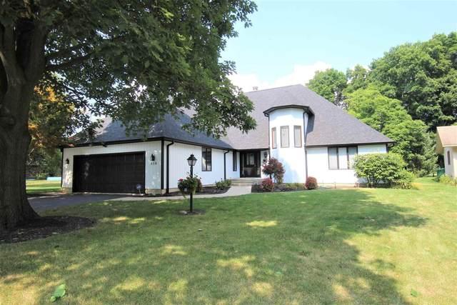 859 Forest Drive, Frankfort, IN 46041 (MLS #202131349) :: The Romanski Group - Keller Williams Realty