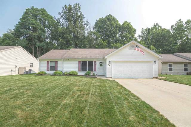 304 Creekview Drive, Lafayette, IN 47909 (MLS #202131452) :: The Carole King Team