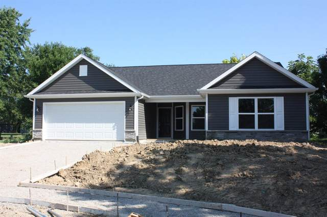 1024 Blue Jay Drive, Greentown, IN 46936 (MLS #202131454) :: The Carole King Team