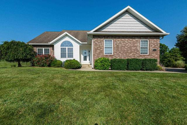 111 Windamere Circle, Bedford, IN 47421 (MLS #202131461) :: Aimee Ness Realty Group