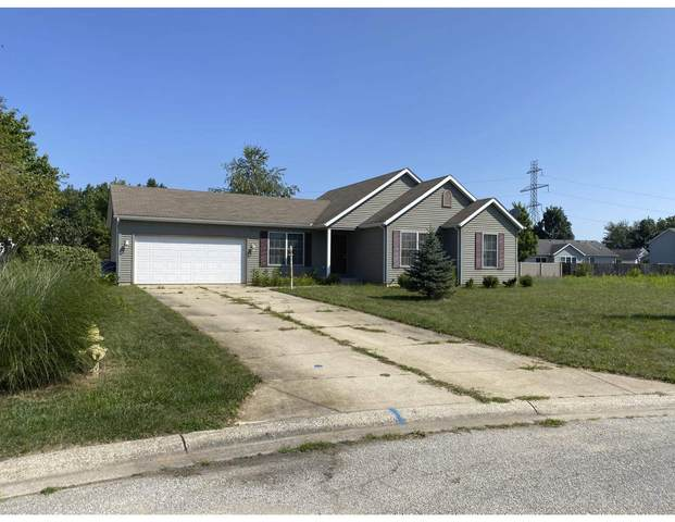 111 Pine Trace Court, North Liberty, IN 46554 (MLS #202131481) :: Parker Team