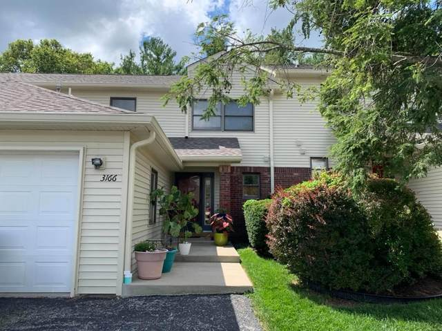 3166 S Cuffers Drive, Bloomington, IN 47403 (MLS #202131530) :: Aimee Ness Realty Group