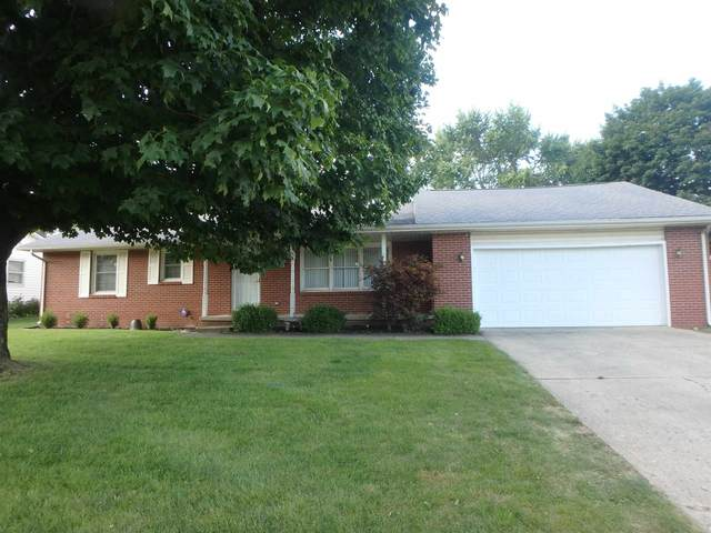412 Holiday Drive, Greentown, IN 46936 (MLS #202131555) :: The Carole King Team
