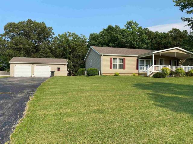 3547 S State Road 45, Springville, IN 47462 (MLS #202131584) :: Aimee Ness Realty Group