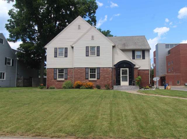 702 W Euclid Avenue, Marion, IN 46952 (MLS #202131617) :: The Carole King Team