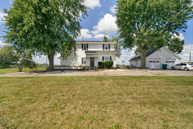 6774 S 625 WEST, Russiaville, IN 46979 (MLS #202131722) :: Aimee Ness Realty Group