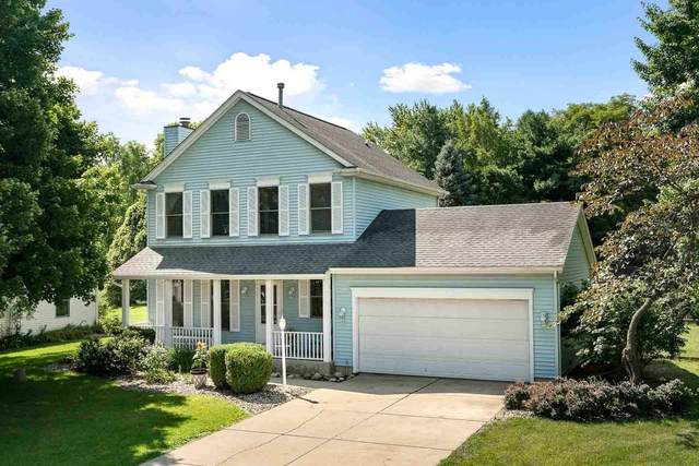 22980 Arbor Pointe Drive, South Bend, IN 46628 (MLS #202131740) :: Aimee Ness Realty Group