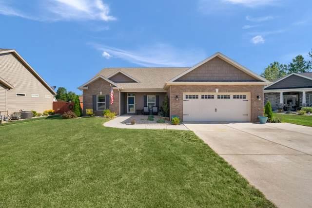 1736 Pond View Drive, Kokomo, IN 46902 (MLS #202131750) :: Aimee Ness Realty Group