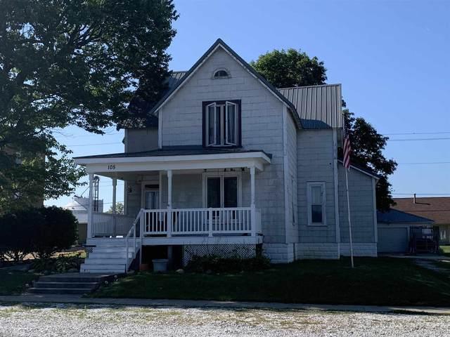 105 W Washington Street, New Richmond, IN 47967 (MLS #202131762) :: The Romanski Group - Keller Williams Realty