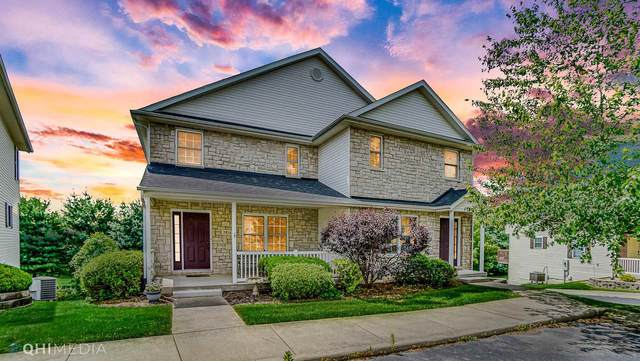 3814 E Cobble Creek Drive, Bloomington, IN 47401 (MLS #202131812) :: Aimee Ness Realty Group