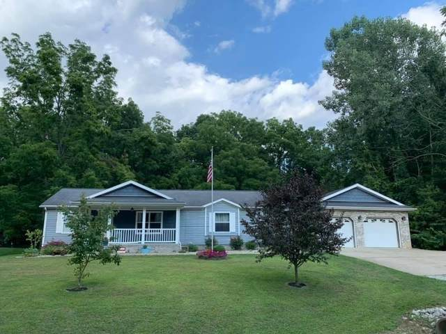 2424 S Southwood Drive, Warsaw, IN 46580 (MLS #202131878) :: Aimee Ness Realty Group