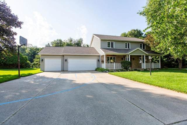 51015 Grapevine Court, South Bend, IN 46628 (MLS #202131891) :: Aimee Ness Realty Group