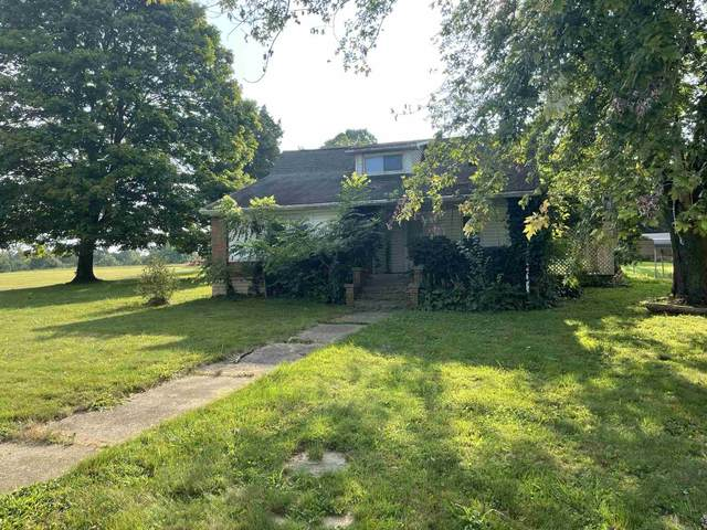 416 Mount Pleasant Road, Bedford, IN 47421 (MLS #202131900) :: Aimee Ness Realty Group
