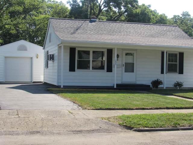 1825 Dean Street, Huntington, IN 46750 (MLS #202131901) :: Aimee Ness Realty Group