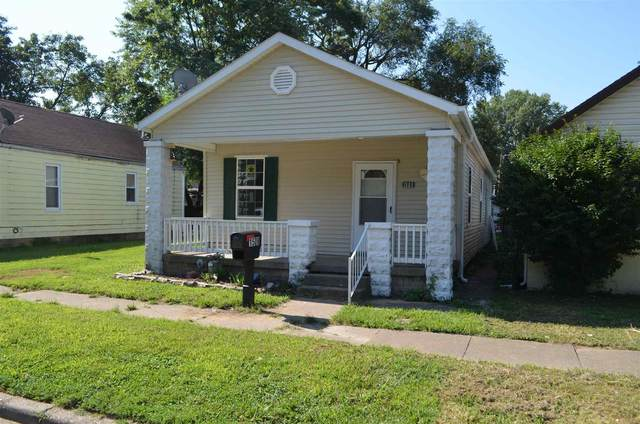 1509 E Franklin Street, Evansville, IN 47711 (MLS #202131910) :: Aimee Ness Realty Group