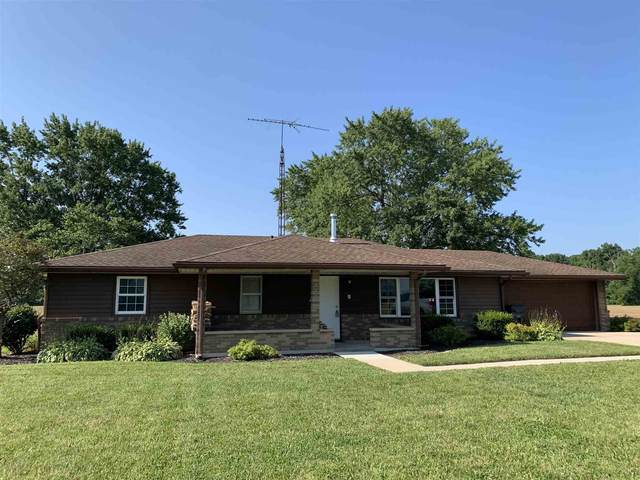 6901 Eaton-Albany Pike, Eaton, IN 47338 (MLS #202131927) :: Aimee Ness Realty Group